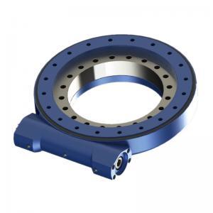 Quality Dual Axis Hydraulic Solar Tracker System Worm Gear Slew Drive for sale