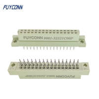 Quality 2*16pin 32pin Female Press Pin 41612 Socket Eurocard Connector for sale