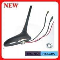 Quality Professional Car GPS Antenna With 3M RG174 Cable Vertical Polarization Twist Shape for sale