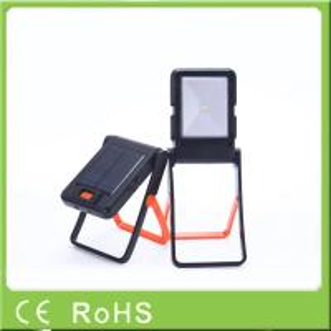 China Factory wholesale price 550mAh LiFePO4 portable reading light led solar lamp on sale