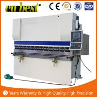 Quality plate bending machine price list for sale