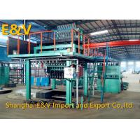 China PLC Control Small Continuous Casting Equipment  For Melting Copper Scrap on sale