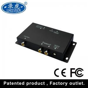 China Compact Structure Car DVR Camera System / Wireless Multi Camera Car DVR on sale