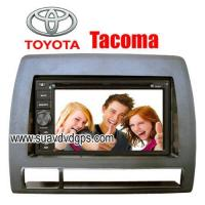 Quality Toyota Tacoma Car DVD Media Player Monitor RDS Bluetooth IPOD GPS navi for sale