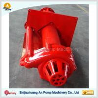 """Quality 4"""" Submerged sand resistant slurry pump for sale"""