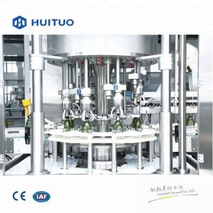 Quality Low / Non Viscous Products Automatic Bottle Filling Machine for sale