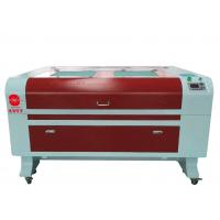 China 120 Watt Small CNC Laser Cutting Machine For Leather Fabric / Mesh / Cloth / Canvas on sale