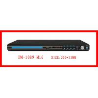 Quality Use Sunplus 8203R Support EVD/MPGE4 HDMI DVD Player (DM-1098 M16) for sale