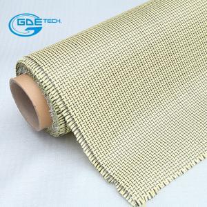 """Quality 1st Quality Carbon Kevlar Hybrid BLACK/BLUE 50"""" width, Kevlar fiber for sale kevlar fiber properties fabric for sale"""