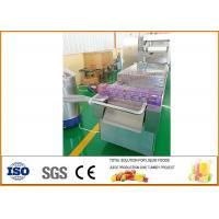 Quality SUS304 Material Dried Fruit Production Line Small Complete for sale