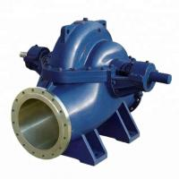 Quality Axial Split Case Double Impeller Centrifugal Pump High Capacity Water Suction for sale