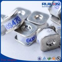 Buy cheap Ruilon 2RK-8S Series 2-electrode Switching Spark Gap Gas Discharge Tubes GDT from wholesalers