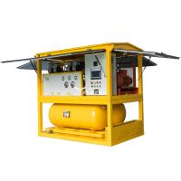Buy cheap QTHS Series With DN8 and DN20 SF6 Gas Recycling Gas Reclamation Machine from wholesalers