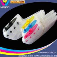Quality refillable cartridge for HP88 HP940 L shape long refillable ink cartridge for sale