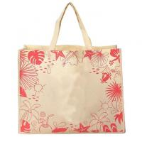 Quality Custom Printed Non Woven Reusable Bags Eco Friendly Grocery Tote Promotional for sale