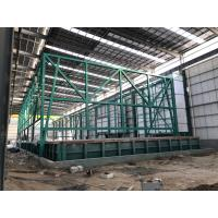 Buy cheap Auto Control Zinc Hot Dip Galvanizing Acid Washing System , Hot Dip Galvanising Plant  from wholesalers