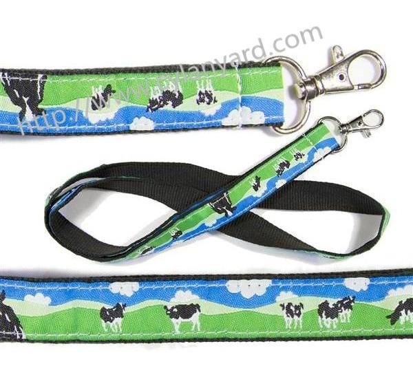 jacquard ribbon polyester strap