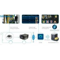 Buy cheap Mobile CCTV 12 ch Bus/Taxi/Truck/Tank/Police Car/school bus from wholesalers
