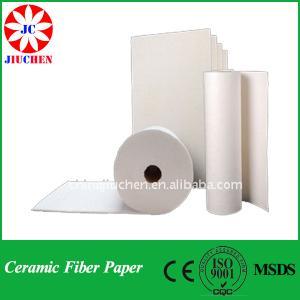 Standard Ceramic fiber paper for heating insulation