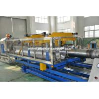 Quality Top Quality Corrugated Double Wall HDPE Pipe Extruder  50mm - 200 mm 120kw for sale
