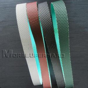 Quality Flexible Diamond Belts Diamond sand belt for polishing and grinding miya@moresuperhard.com for sale