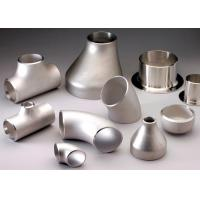 Quality Equal Tee ASTM A403 Seamless Stainless Pipe Fitting Customized Size Welding Connection for sale