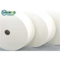 Quality SS Nonwoven Fabric PP Spunbond Non Woven Fabric For Disposable Face Mask And Medical Gown for sale