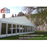 Buy cheap All Weather Heavy Duty Canopy TentsAluminum Frame Waterproof PVC Coated Fabric from wholesalers