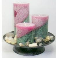 Quality OEM Jasmine Scented Candle Gift Sets for Home Dia 7cm for sale