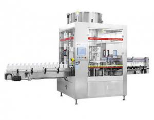 Quality 4KW Four Claws Structure Automatic Bottle Capping Machine for sale