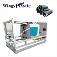 Quality Plastic HDPE Pipe Extrusion Plant / Making Machine On Sale In China for sale