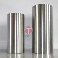 Quality Titanium / Titanium Alloy Structural Steel Pipe Bars Billets High Strength for sale