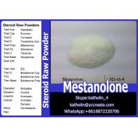 Buy cheap Health And Fitness Steroid Raw Powder Mestanolone / Methylandrostanolone CAS No from wholesalers