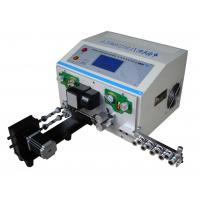 China Industrial Automatic Copper Wire Stripping Machine 13 Positions Middle Stripping on sale
