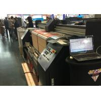Quality 1440 DPI Epson Head Flag Printing Machine For Polyester / Cotton / Silk for sale