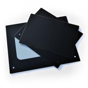 Quality Oven Door Silkscreen Glass Tempered Float Glass Heat Resistant for sale