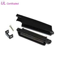 Quality Centronic 90 Degree 50 Pin Male IDC Connector With Phosphor Bronze Pin Material for sale