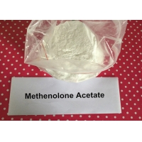 Quality Methenolone Acetate / Primobolan Cutting Cycle Steroids White powder and High 99% Purity CAS 434-05-9 for sale