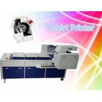 Quality Automatic Digital T Shirt Printer Logo Printing Machine For Direct To Garment A3 Size for sale