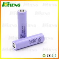 China High Power 3.7V Rechargeable Flashlight Batteries 18650 2900mAh on sale