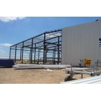 Quality steel prefabricated building structure warehouse/workshop/factory in China for sale