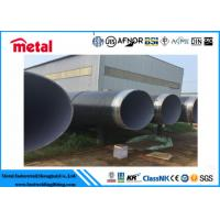 Quality Coated Stainless Steel Tubing LSAW Coated Steel Gas Pipe Anti Corrosion Protection for sale