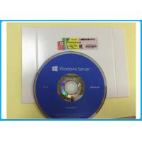 Microsoft Windows Softwares Server 2016 Standard 64bit DVD with 5 User CALs and 16 cores OEM Pack