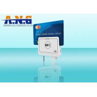 Quality Android, Iphone Device Rfid Long Range Reader 10mA Supply Current Rfid Reader for sale