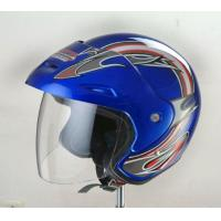 Eec/dot Standards Open Face Motorcycle Helmet Hh- 50h