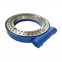 Quality Enclosed Slewing Drive for solar tracking system, China slewing drive manufacturer for sale