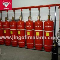 Quality Fire gas extinguisher pipeline FM200 extinguishing systems 100L for sale