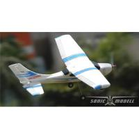 Quality 4CH 2.4GHz Micro Parkflyer Mini Cessna182 Skylane rc plane rc model for sale