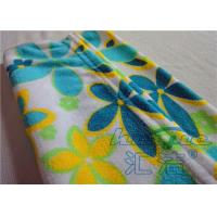 """Quality Ultra-soft Cleaning Printed Microfiber Cloth Machine Washable 24"""" x 16"""" for sale"""