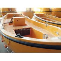 Quality MED Approval F. R. P Single Arm Open Rescue Boat for sale